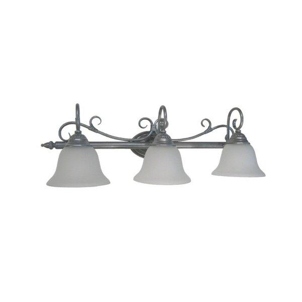 Alcrossagh 3-Light Vanity Light by Charlton Home
