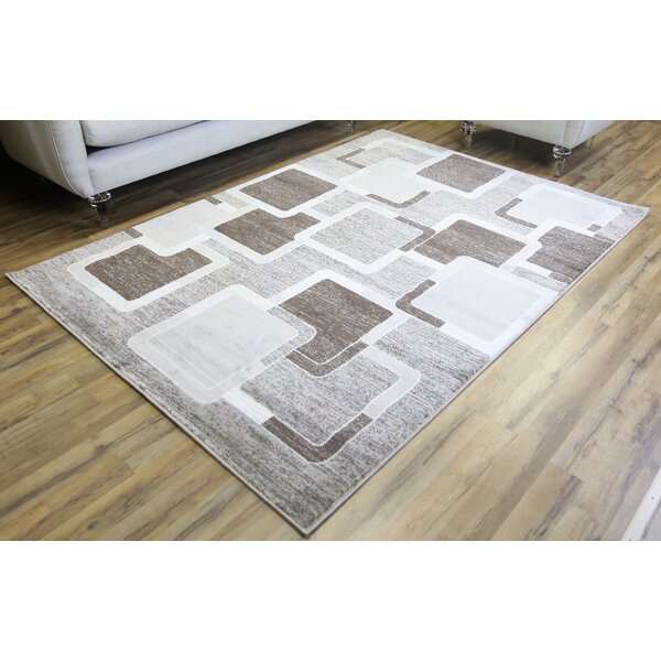 Elif/Passion Brown Area Rug by Bekmez International Inc.