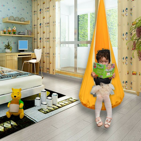 Ventimiglia Pod Chair Hammock by Zoomie Kids