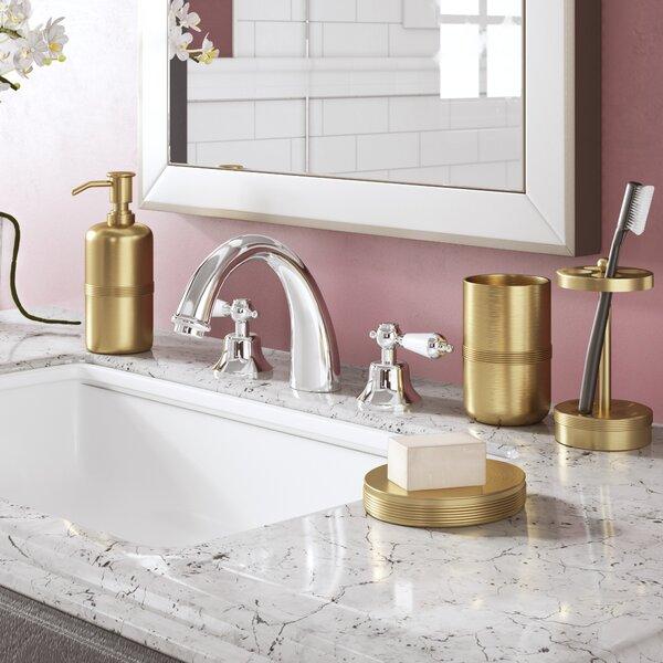 Wester 4 Piece Bathroom Accessory Set by Willa Arlo Interiors
