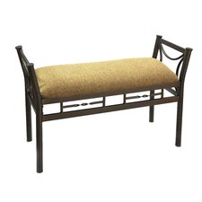 Ethan Entryway Bench by Brassex