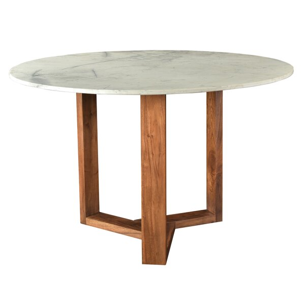 Angelina Dining Table by Modern Rustic Interiors