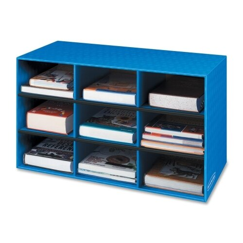 Bankers Box Classroom 9 Compartment Cubby (Set of