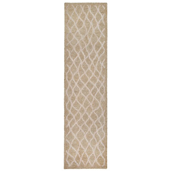 Bogard Hand-Tufted Neutral Indoor/Outdoor Area Rug by Highland Dunes