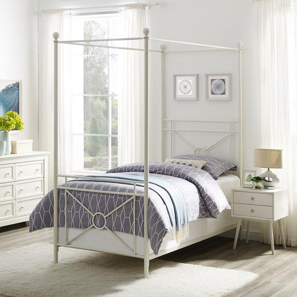 Berkey Canopy Bed by Winston Porter Winston Porter