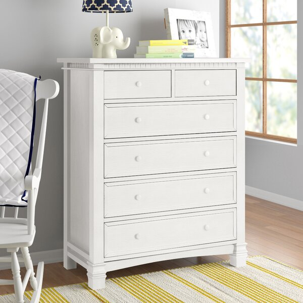 Kellum 6 Drawer Chest by Three Posts Teen