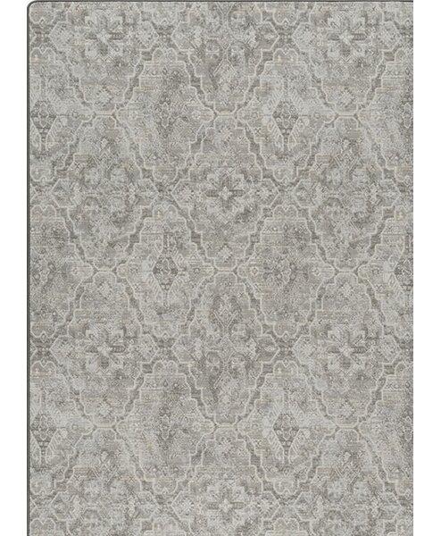 Talbotton Gray Area Rug by Ophelia & Co.