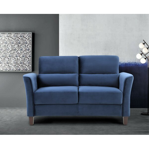 Juniperberry Loveseat By Latitude Run