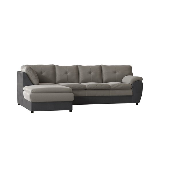 Whitmore Left Hand Facing Sectional By Winston Porter