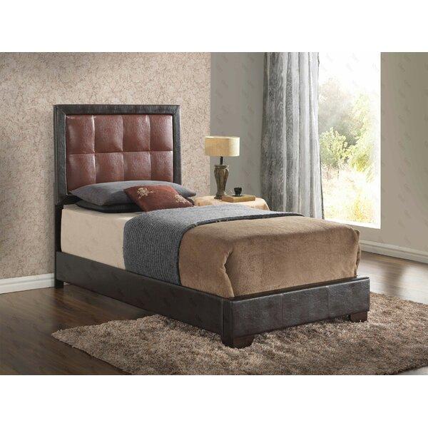 Barkbridge Upholstered Standard Bed by Red Barrel Studio