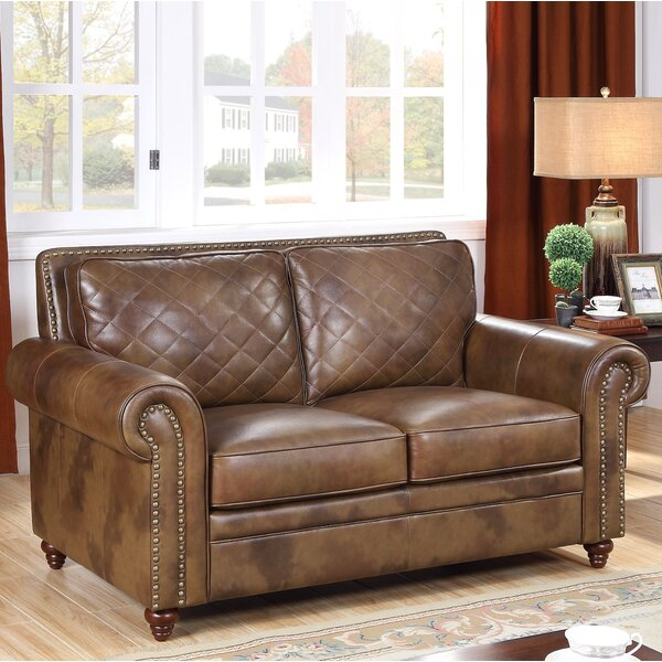Gordan Loveseat by Darby Home Co Darby Home Co