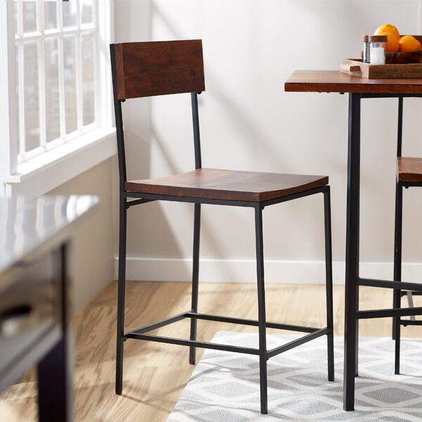Xenia 24 Bar Stool by Mercury Row