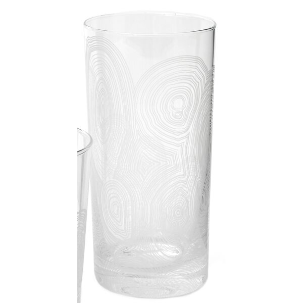 Malachite Drinking Glass By Dwellstudio.