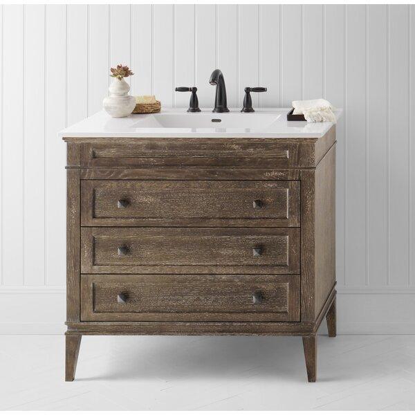 Laurel 36 Single Bathroom Vanity Set by Ronbow