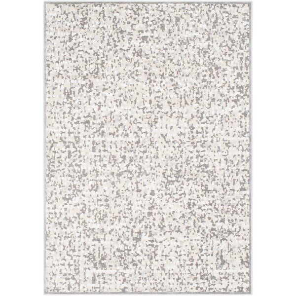 Kiara Ivory Area Rug by Williston Forge