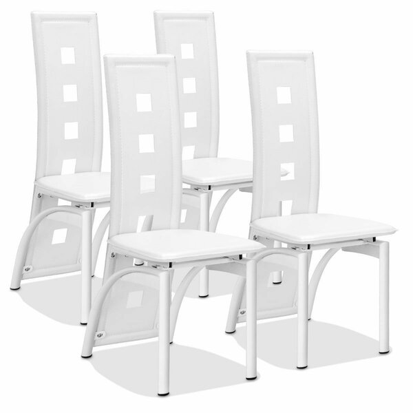 Brighouse Upholstered Dining Chair (Set Of 4) By Orren Ellis