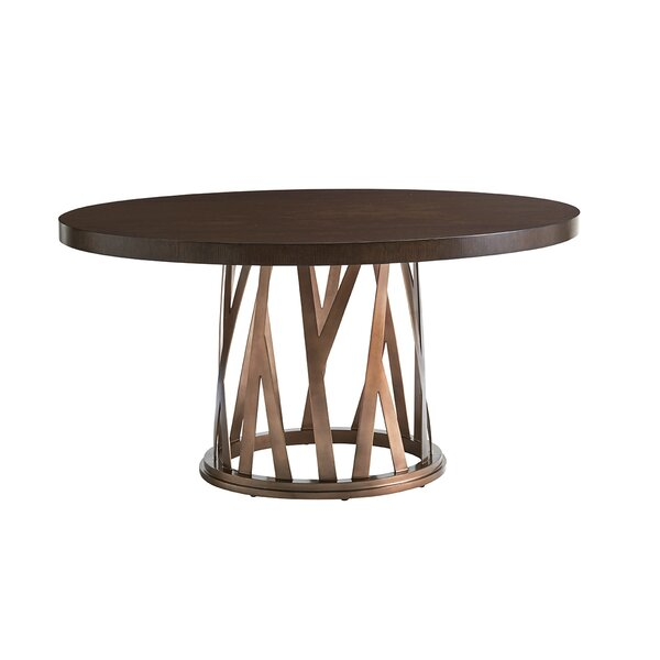 Zavala Horizons Round Dining Table by Lexington