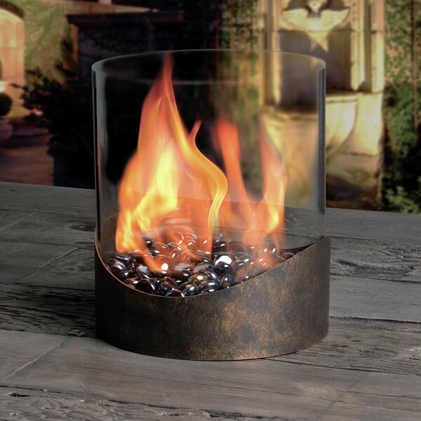 Roxbury Steel Propane Fire Pit by Bond Manufacturing