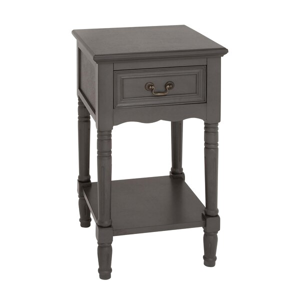 Pryce 1 Drawer Nightstand By Charlton Home