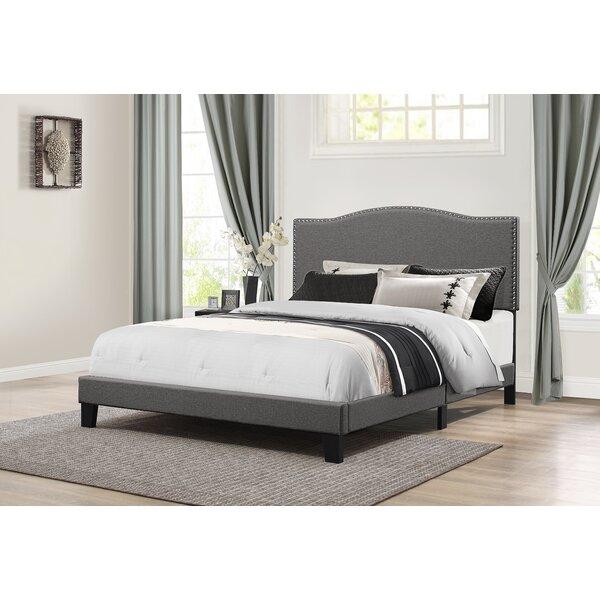 Kleiber Kiley Full Upholstered Standard Bed by Winston Porter