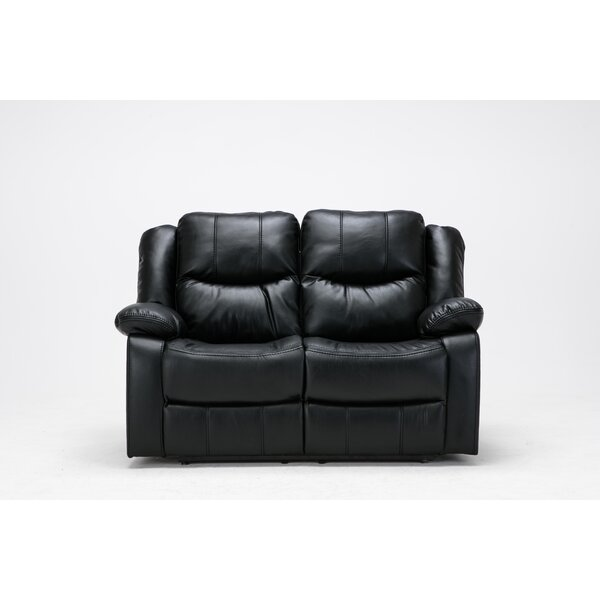 Madison Recliner Reclining Loveseat by Noble House