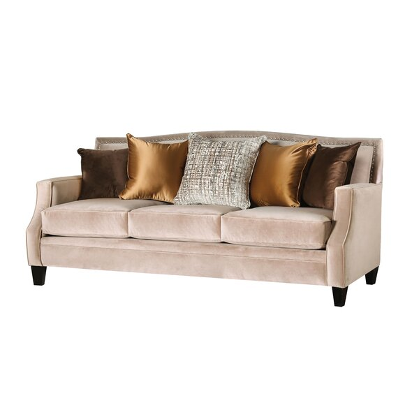 Nicki Sofa by Canora Grey