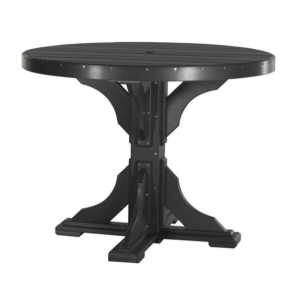 Bogia Plastic Dining Table by Ebern Designs