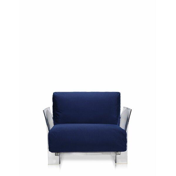 Pop Outdoor Armchair by Kartell