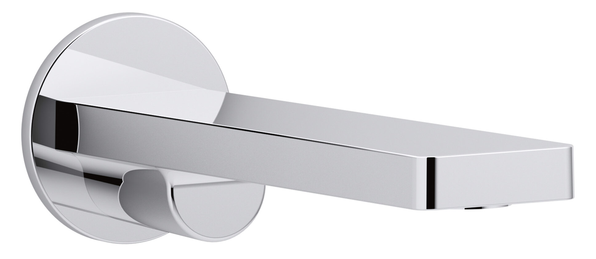 Composed Wall Mount Tub Spout