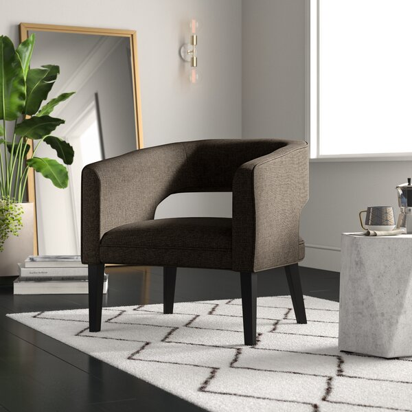 Barrel Chair by Mercury Row