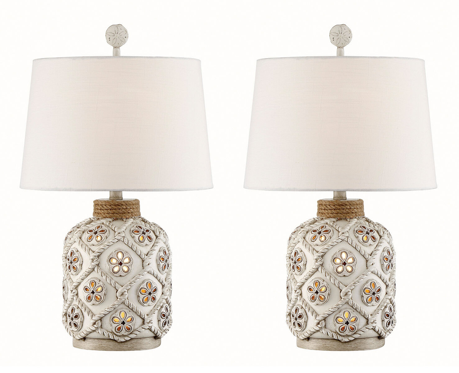 Resin Rosecliff Heights Table Lamps You Ll Love In 2021 Wayfair