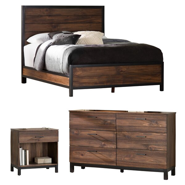 Jaiden Panel Configurable Bedroom Set by Laurel Foundry Modern Farmhouse