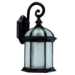 Best Choices Huson Outdoor Wall Lantern By Alcott Hill