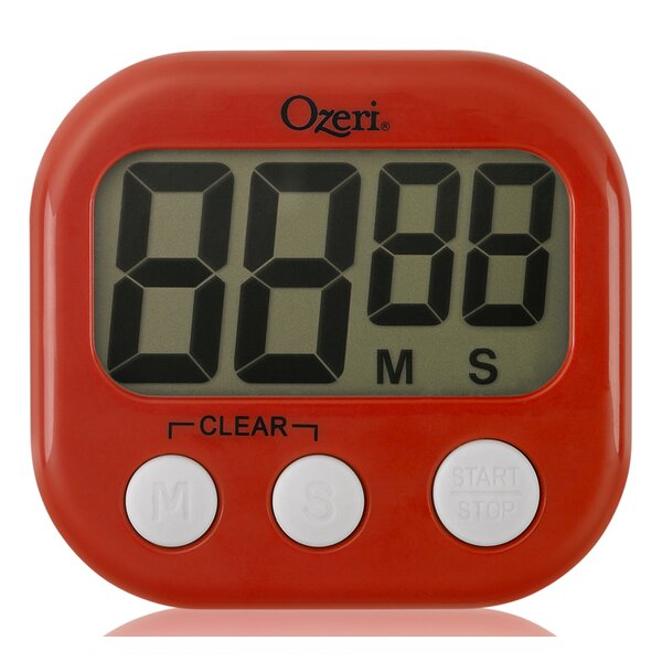 Kitchen and Event Timer by Ozeri