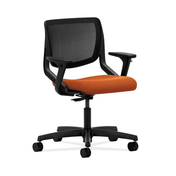 Motivate Mid-Back Mesh Desk Chair by HON