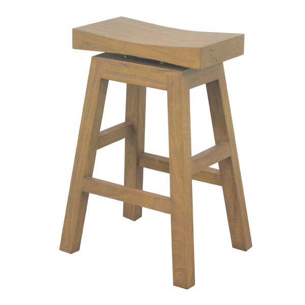 Alfreda Swivel Solid Wood 25.5