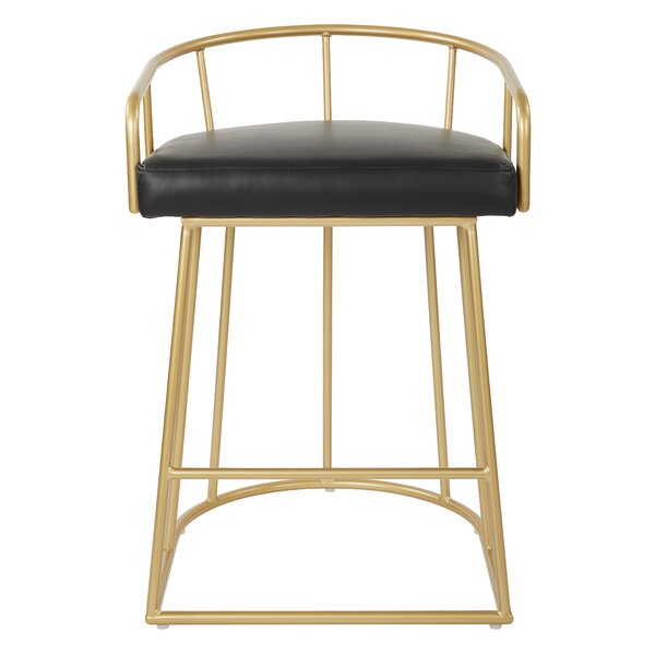Luna 26 Bar Stool by Ave Six