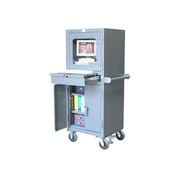 Computer Cart by Strong Hold Products