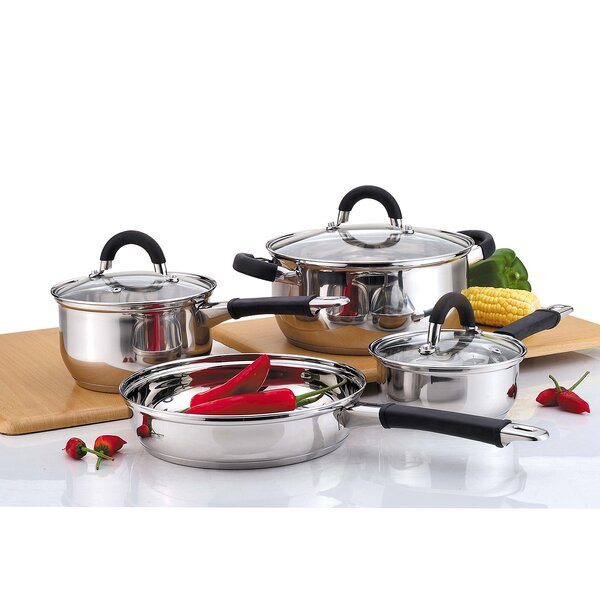 7-Piece Cookware Set by Culinary Edge