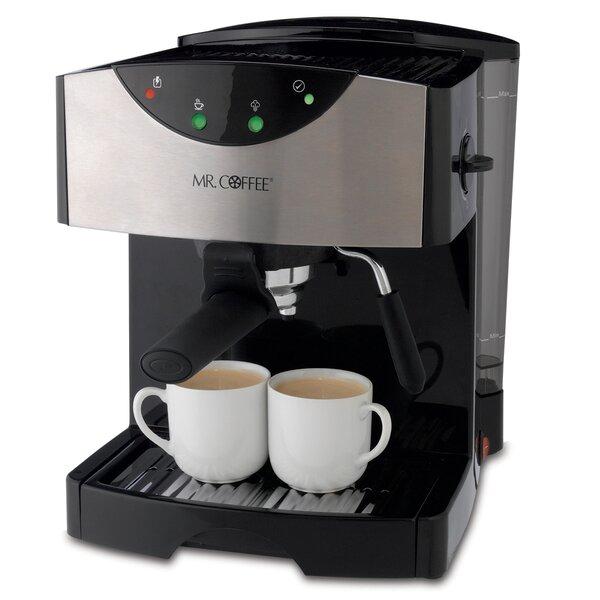 Pump Coffee & Espresso Maker by Mr. Coffee