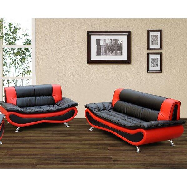 Kjetil 2 Piece Living Room Set By Orren Ellis