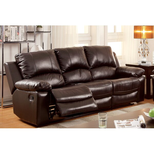 Luria Reclining Sofa by Hokku Designs
