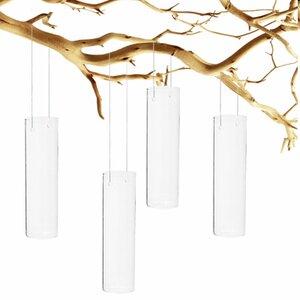 Cylinder Glass Tealight (Set of 36)