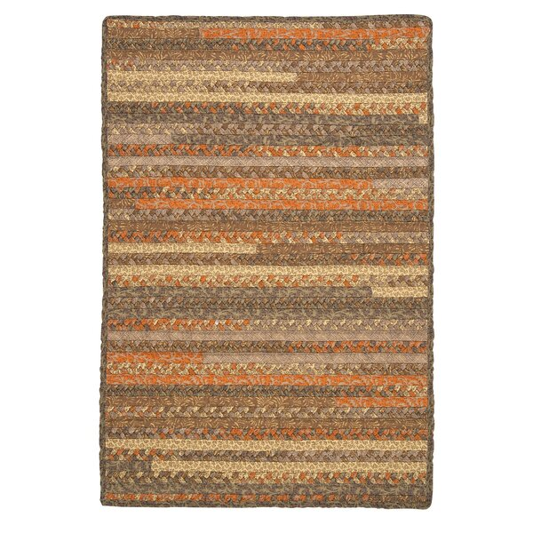 Byron Brown Area Rug by August Grove