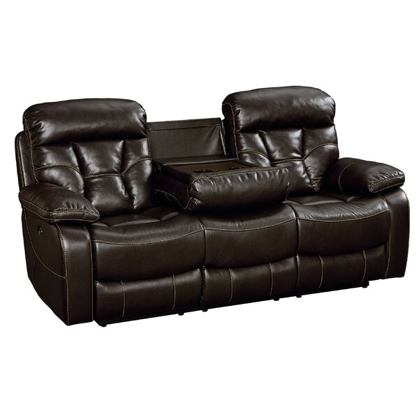 Excellent Reviews Ellenton Reclining Sofa by Red Barrel Studio by Red Barrel Studio
