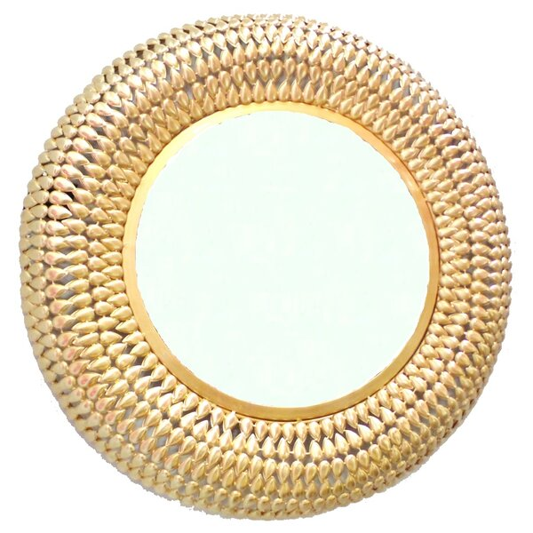 Accent Wall Mirror by Gold Eagle USA