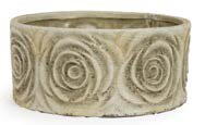 Ceramic Round Pot Planter by House of Hampton