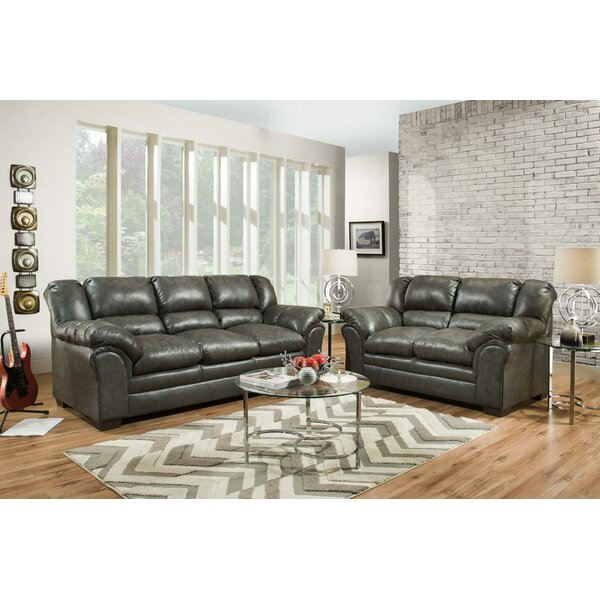 Heidenreich 2 Piece Living Room Set by Orren Ellis