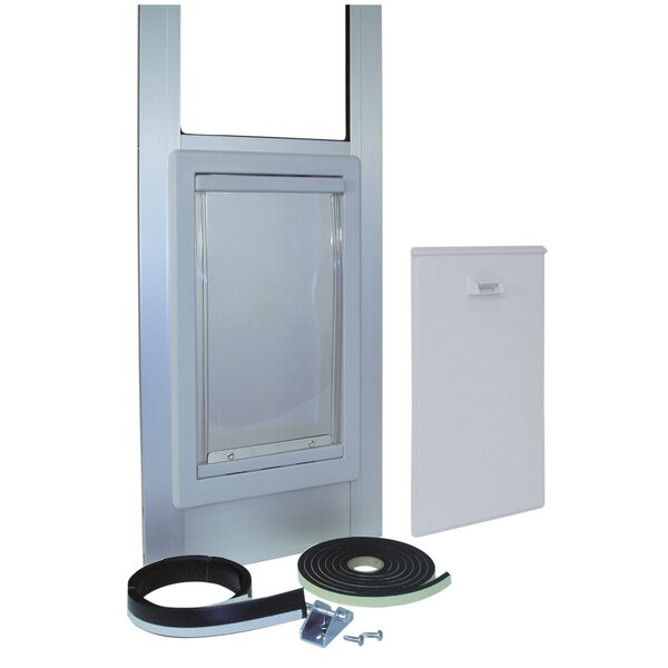 Modular Vinyl Patio Door by Perfect Pet by Ideal