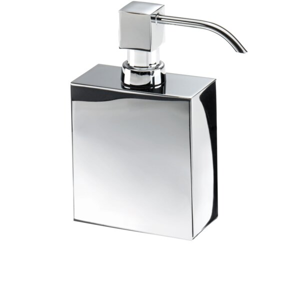 Soares Table Soap & Lotion Dispenser by Orren Ellis